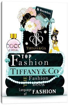 Trendy Wallpaper, Wallpaper Iphone Cute, Canvas Artwork, Canvas Art Prints, Drug Design, Chanel Art, Tiffany Box, Art Of Beauty, Pop Culture Art