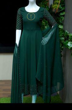 Long Skirt Top Designs, Fancy Dress Design, Fancy Blouse Designs, Stylish Dress Designs, Frock Design, Indian Gowns Dresses, Indian Fashion Dresses, Indian Designer Outfits, Simple Kurta Designs