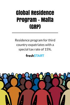 Relocating to Malta | Moving to Malta | Eligibility | EU / EEA / SWISS nationals | TCN nationals | Global Residence Programme | Malta Residence and Visa Program | Individual Investor Program  In details ->> https://freshstartmalta.com/relocating-to-malta/  Global Residence Program: Residence program for third country expatriates with a special tax rate of 15%. More information ->   #freshstartmalta #malta #paradise #business #GRP #MRVP #IIP