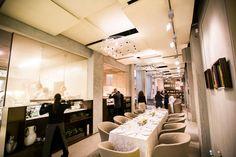 LARTE Ristorante - Via Manzoni, 5 Milano Conference Room, Table, Furniture, Design, Home Decor, Decoration Home, Room Decor, Tables