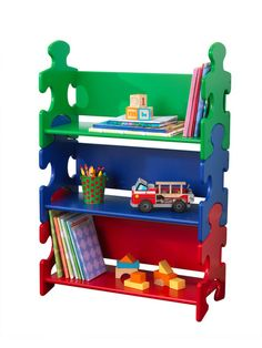 Puzzle Bookcase by KidKraft on Gilt.com