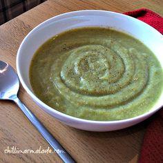 Broccoli, cauliflower & parsnip soup (Fast Day Recipe) The Fast Diet Skinny Recipes, Diet Recipes, Cooking Recipes, Healthy Recipes, Healthy Foods, Diet Meals, Healthy Dinners, Easy Recipes, Soup Recipes