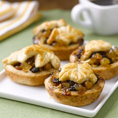 Dessert Recipes: Mince Tart