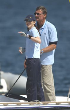 May 9, 2004--regatta prenuptial --The Princess Mary: Royal bride