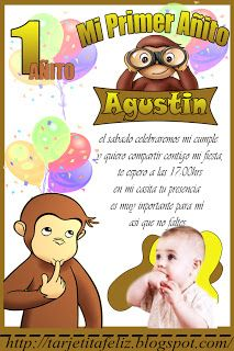 Curious George, My Baby Girl, Boy Birthday, Family Guy, Baby Shower, Comics, Boys, Fictional Characters, Gabriel