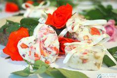 przepis na mydlo domowe Mason Jar Crafts, Mason Jars, Decoupage, Diy And Crafts, Upcycle, Herbs, Candles, Ethnic Recipes, Food