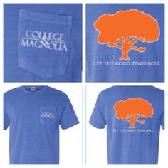 College & Magnolia is Auburn's newest brand providing you with the best and most classic Auburn game day and spirit t shirts. Click the link to order yours today!  http://projects.universitytees.com/2777.html