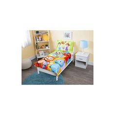 """awesome Cocomelon """"Learning is fun"""" 4-Piece Toddler bed Set, featuring the fun and educational characters from the popular preschool YouTube series are sure to delight young fans and inspire dreams of learning, fun, music and playful adventures Fun and colorful design: neutral yet colorful, bright design featuring J.J. And his fun animal friends that love learning are sure to excite your... Fun Music, Crib Bedding Sets, Cozy Bed, Flat Sheets, Bed Spreads, Cribs, Pillow Cases, Toddler Bed, Preschool"""