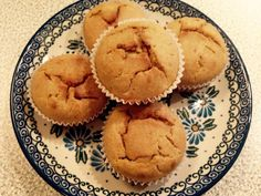 Apfelmus-Muffins - FreshBaby & Family Finger Foods, Cooking, Breakfast, Baby, Applesauce Muffins, Oven, Kitchen, Morning Coffee, Finger Food