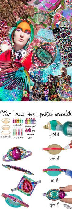 Painted+Bracelets