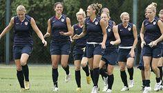 US women soccer - - www.london2012.com #soccer #london2012 #women #olympics