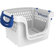 Stackable Laundry Baskets Stackable Openfront Laundry Baskets  The Perfect Laundry Room