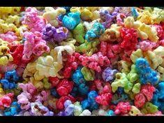 Cómo Hacer Palomitas de Maiz (Pochoclos) de Colores… MIRA >>   Receitas Soberanas