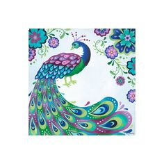 You'll love the Floral Peacock Canvas Art at Wayfair - Great Deals on all Baby & Kids products with Free Shipping on most stuff, even the big stuff.