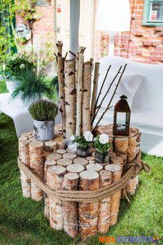 Kısa Sürede Yapılabilecek Harika Ahşap Ürünler   Moda Dekorasyon   diy wood projects
