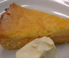 Recipe Citrus Mascarpone Flan by Thermomix in Australia - Recipe of category Baking - sweet