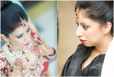 Wedding Storyz - Gorgeous weddings from across continents!: Get that look - Our makeup gallery Indian bridal makeup salon artists looks