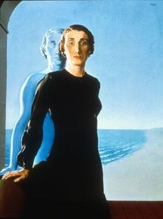 Tita Thirifays by Rene Magritte