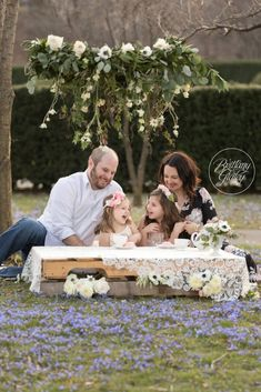 Tea Party | Photo Shoot | Dreamy Tea Party | Child Photography