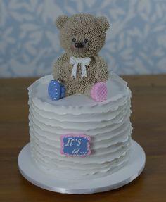 Bear Cake ! Bolo Ursinho