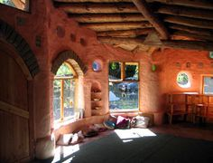 Would building a cob/superadobe/strawbale great room be too over-the-top?