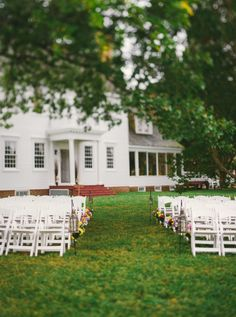 Ceremony site by the water. Historic Manor, Country Wedding, Rustic Barn, Waterside Ceremony, Country Barn. Woodlawn Farm Wedding.