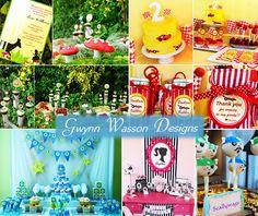 Ali Bee's Bake Shop: Giveaway!: Gwynn Wasson Designs!