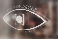 Eyes Photography Logo by Magoo Studio on Creative Market