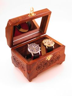 Large Decorative Gift Boxes With Lids Wood Watch Box Jewellry Box Woodbox Wooden Box With Lid Unique