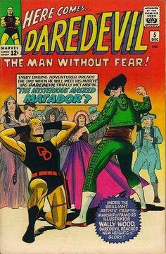 El Descanso del Escriba: Conozcan al temible villano de cómic...El Matador(...