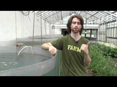 Sustainable Aquaculture Research at Dartmouth's Organic Farm