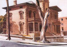 Hopper - Libby House, 1927