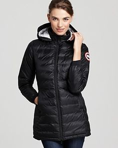 Canada Goose Camp hooded jacket - My new winter jacket :)