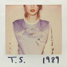 With Taylor Swift Perfected the Pop Crossover Album - Five years ago, Taylor Swift embraced the sound of another era with her album 1989 to become one of - Greatest Album Covers, Iconic Album Covers, Cool Album Covers, Music Album Covers, Queen Album Covers, Music Cover Photos, Box Covers, Pop Albums, Great Albums