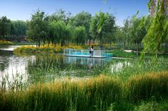 turenscape sanlihe river ecological corridor 04 « Landscape Architecture Works | Landezine