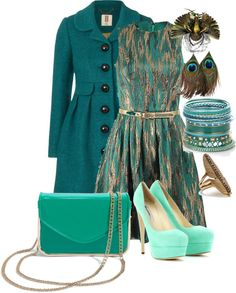 """""""Birds Of A Feather"""" by michelle-hersh-wenger on Polyvore"""
