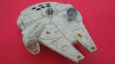 Star Wars Vintage 1979 Die Cast Millennium Falcon Vehicle Hans Solo Complete #Kenner