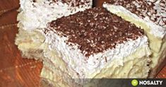 Gesztenyés-babapiskótás krémes mascapone instead of butter Krispie Treats, Rice Krispies, Nutella, Tiramisu, Muffin, Food And Drink, Cookies, Baking, Cake