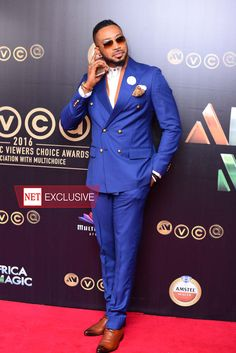 2016 AMVCA Red Carpet – All The Celebrity Dresses And Fashion | Nigerian Entertainment Today - Nigeria's Number 1 Entertainment Daily