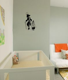 peter pan on pinterest peter pans wall decal and vinyl wall decals. Black Bedroom Furniture Sets. Home Design Ideas