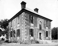 The house was constructed about 1725 for Paul Hamilton, a wealthy South Carolina planter, on Edisto Island, one of the Sea Islands in what was then the Province of South Carolina.[2]