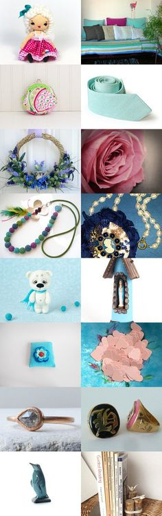 Summer Dream by Laura P. on Etsy--Pinned with TreasuryPin.com