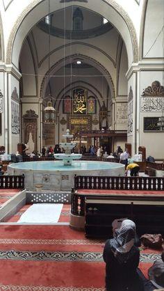 Bursa ULUCAMİ Beautiful Mosques, Islamic Images, Islamic Architecture, City Landscape, Group Travel, World's Most Beautiful, Antalya, Homeland, Istanbul