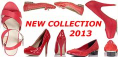 Look at on my new red shoes collection! ;-) www.allred.pl