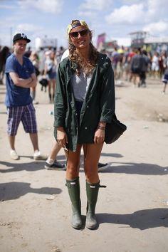Streetstyle fra Roskilde Festival | Costume.dk