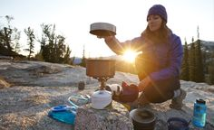 Camp Cooking 101 Tips, recipes, equipment, and advice for cooking at the campsite, whether you're a car camper or a wilderness backpacker