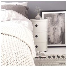 White | Kartell Componibili