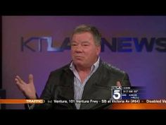 William Shatner Gives Financial and Life Wisdom