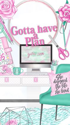 Gotta Have a Plan Marble Iphone Wallpaper, Iphone Background Wallpaper, Cellphone Wallpaper, Disney Planner, Baby Blue Aesthetic, Planner Dividers, Wall Paper Phone, Planners, Planner Decorating