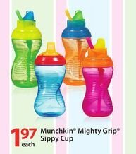 Munchkin® Mighty Grip® Sippy Cup